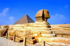 Not only the pyramids but the new capital of Egypt